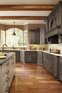 25 best ideas about gray stained cabinets on pinterest With kitchen cabinets lowes with wooden united states wall art
