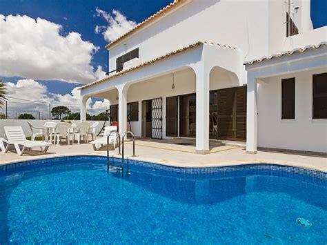 location 3 chambres maison villa avec piscine villa algarve olhão district