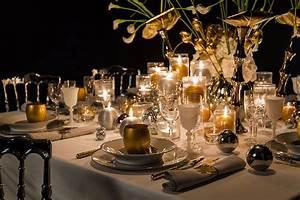 Table De Noel Traditionnelle : 10 ambiances de f te pour dresser de jolies tables un ~ Melissatoandfro.com Idées de Décoration