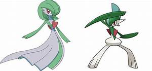 Gallade and Gardevoir by Smysh on DeviantArt