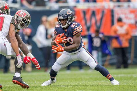 week 6 nfl sleepers running back sleepers for week 6 cohen for fantraxhq