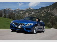The new BMW Z4 in Estoril blue metallic – additional pictures