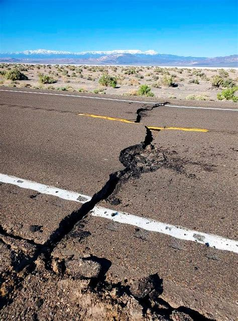 The alaska earthquake center is dedicated to reducing the impacts of earthquakes, tsunamis and volcanic eruptions in alaska. 6.5 Magnitude Earthquake Strikes Nevada, Strongest Since the 1950s - The New York Times