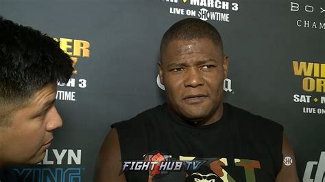 Luis Ortiz Fight With Deontay Wilder Coming For