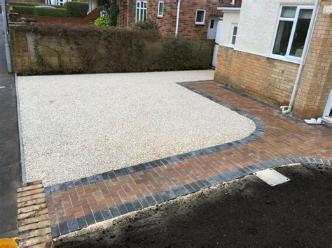 paved driveway driveways and patios abacus landscaping design