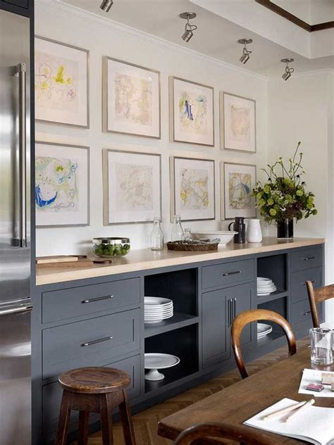 midnight blue kitchen cabinets painting kitchen cabinets our favorite colors for the 7501