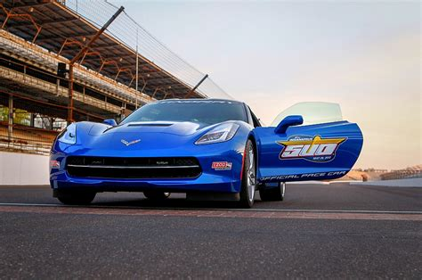 2014 Chevrolet Corvette Stingray Indianapolis 500 Pace Car