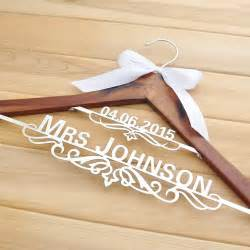 wedding dress hangers top 10 best personalized wedding hangers