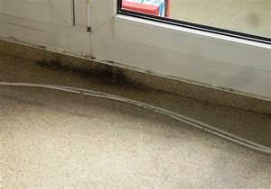 verfarbung an der balkonschwelle With balkon teppich mit schimmelspray tapete