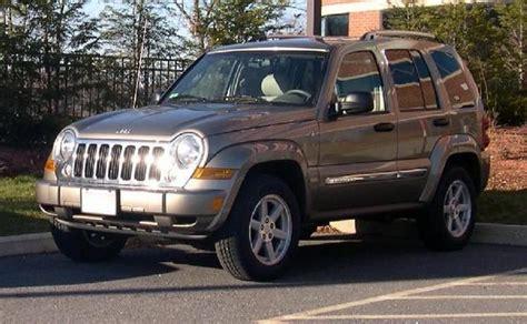 chrysler recalls  jeep liberty suvs  rust problem