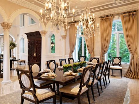 23+ Dining Room Chandeliers Designs, Decorating Ideas