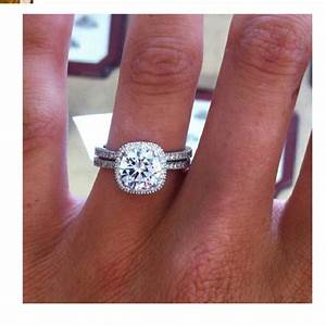 Dream wedding ring im getting married pinterest for Dream wedding ring