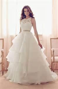 wedding of the dresses blanca wedding dresses 2014 modwedding