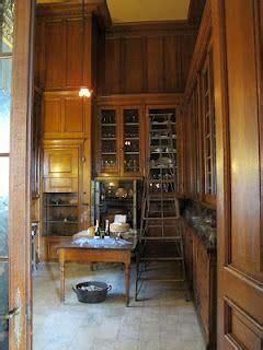 palace   hudson butler pantry chatsworth house