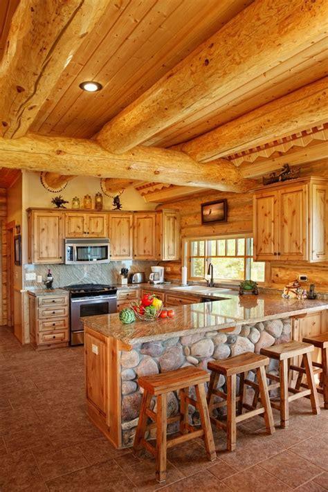 la cuisine en bois massif en beaucoup de
