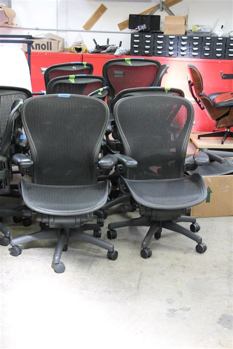 Aeron Chair Parts Los Angeles Herman Miller Chairs Los
