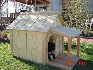 Beautiful Free Dog House Plans for Two Dogs - New Home ...