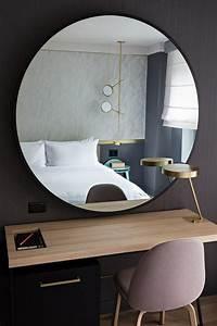 Miroir Rond Suspendu : comment r aliser une belle d co avec un miroir design ~ Teatrodelosmanantiales.com Idées de Décoration
