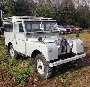 Land Rover Serie 1 : hot water 1957 land rover series 1 88 station wagon defender source ~ Medecine-chirurgie-esthetiques.com Avis de Voitures