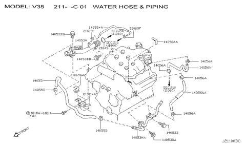 2005 Infiniti G35 Engine Diagram by 2003 G35 Sedan Missing Coolant Overheating G35driver