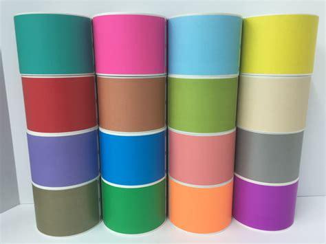 color labels 300 labels per roll 2 5 16 x 4 dymo compatible 30256 large