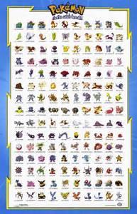 pokemon characters names