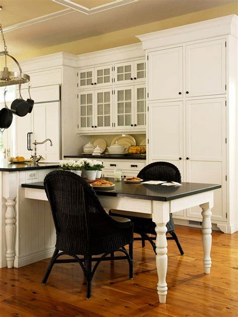 kitchen island with table extension 17 best images about kitchen island tables on