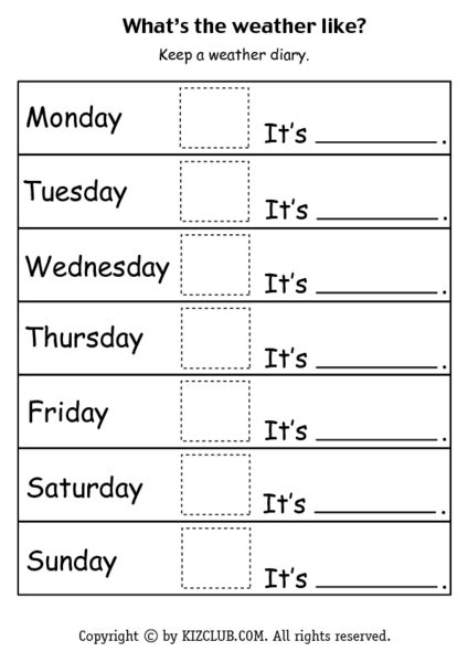2nd grade 187 weather worksheets for 2nd grade printable