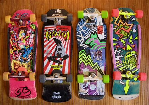 Real Skateboard Decks 80 by Vintage Retro 80s Skateboard Deckee Jpg 800 215 567 Things