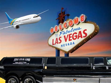 Limo Airport Transportation by Las Vegas Airport Limousine Transportation
