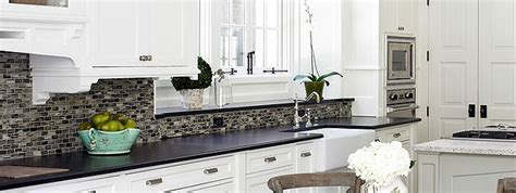 kitchen island cart granite top black granite white cabinet glass tile idea backsplash com