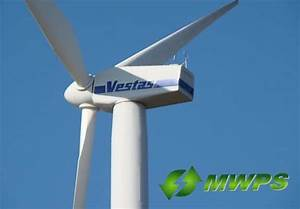 Vestas V52 Wind Turbine 850kw