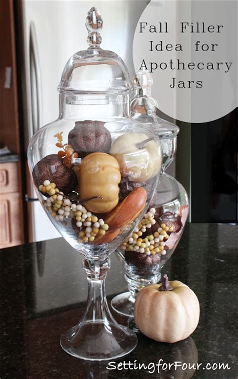 how to decorate apothecary jars 18 ideas to decorate with apothecary jars decoholic