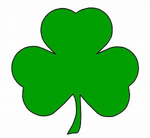 Shamrock Clipart - Clipart Suggest