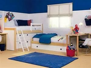 Kinderzimmer Für Zwei Jungs : kinderzimmer einrichten tolle ideen zum thema ~ Michelbontemps.com Haus und Dekorationen
