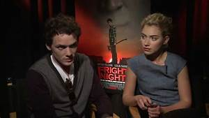 Fright Night - Anton Yelchin and Imogen Poots - YouTube