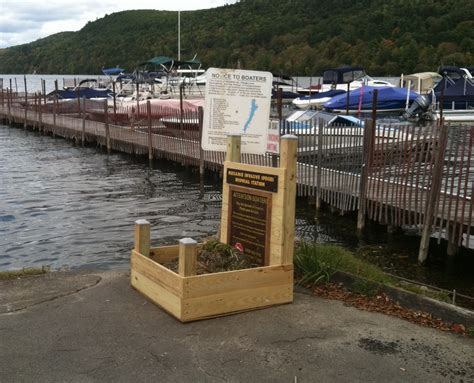 Canadarago Lake Boat Launch by Who We Are Otsego Lake Association