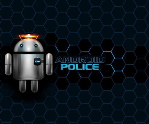 Android Police Cool Hd Wallpaper 1536x1280