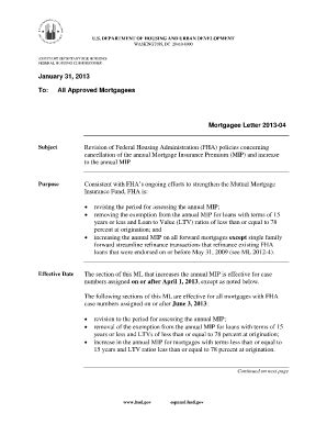 mortgagee letter   fill  printable