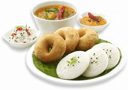 Idli Indian Dosa Transparent Vada South Breakfast