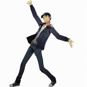 Persona 5 u0026 Persona 3 Dancing - Morgana Yusuke Mitsuru Akihiko screenshots; COMMU mode ...