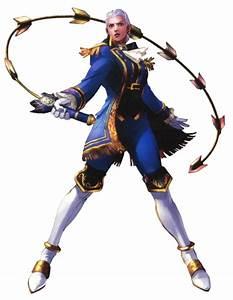 Soul Calibur 2 - All Character Artwork