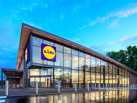 Lidl Is Opening 100 Stores In The Us