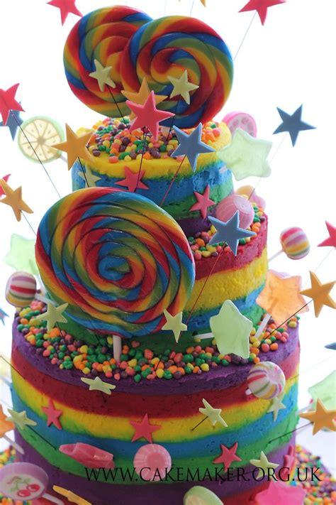 rainbow cake hervé cuisine 69aabb46 multicoloured buttercream cake jpeg 840 1260