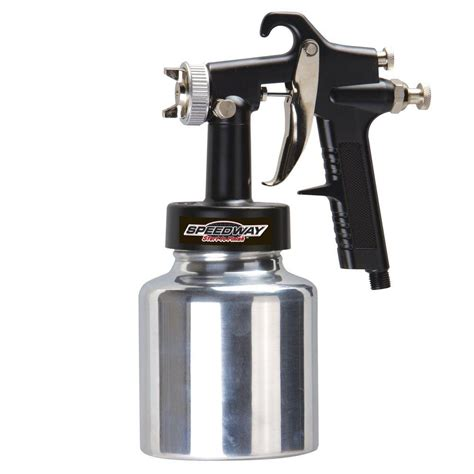 speedway lvlp paint spray gun 50188 the home depot