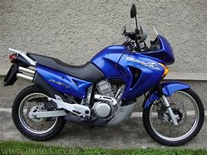 2001 Honda Xl650v Transalp