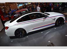 BMW F82 M4 with M Performance Accessories at 2014 Essen