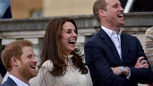 Prince William, Prince Harry and Kate Middleton Host a ...
