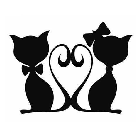 cm cats love pet cat car stickers youtinystore