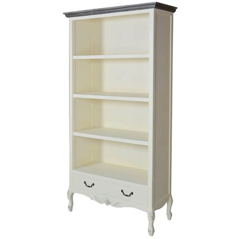 Shabby Chic Bookcases For Sale by Heritage Shabby Chic Bookcase Bookcase Homesdirect365